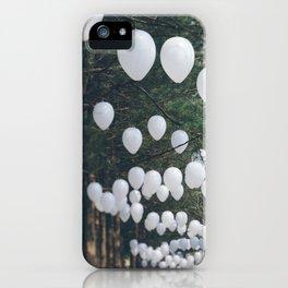 Romantic Forest iPhone Case