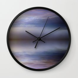 Cloud Bank Wall Clock
