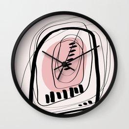 Modern minimal forms 11 Wall Clock