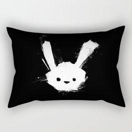 minima - splatter rabbit  Rectangular Pillow