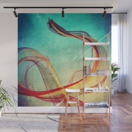 Travelling Wall Mural