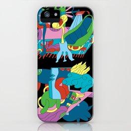 Wunderkammer iPhone Case