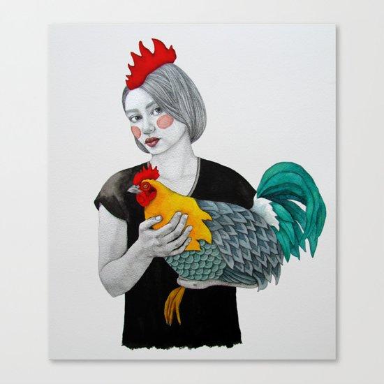 Gada Canvas Print