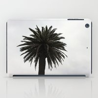 palm iPad Cases featuring Palm by Rebecca Jackson