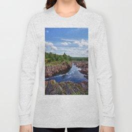 Exploits River Long Sleeve T-shirt