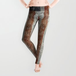 Old Glory, The Star Spangled Banner Leggings