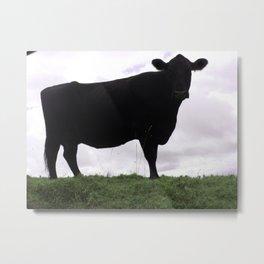 Got Beef? Metal Print