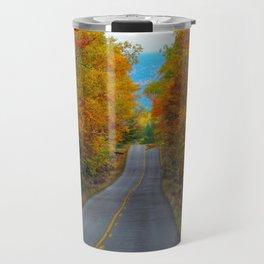 Katahdin Foliage (2) Travel Mug