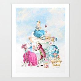Sweet Celebrations Art Print