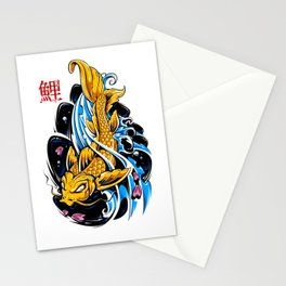 Fisherium (1) Stationery Cards