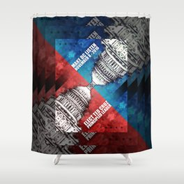 Elect Ted Cruz Shower Curtain