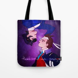 The Sun and Stars Tote Bag