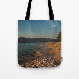 Sunrise at Gili Meno Tote Bag