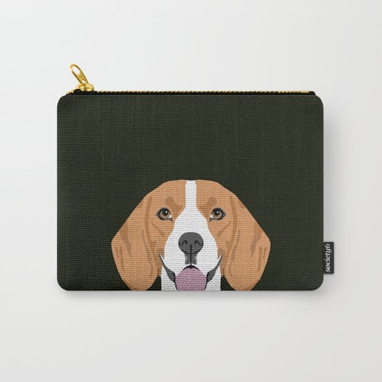 Carry Pouch For A Small Dog
