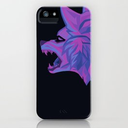 Glow up iPhone Case
