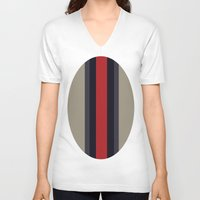gucci V-neck T-shirts featuring Gucci and Me by Brown Eyed Lady