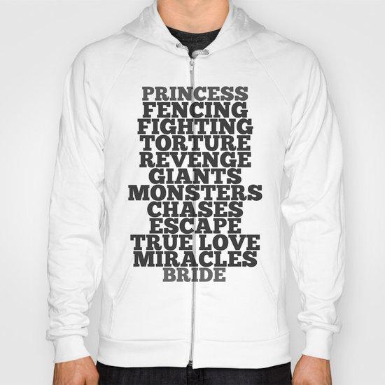 Princess Bride Hoody