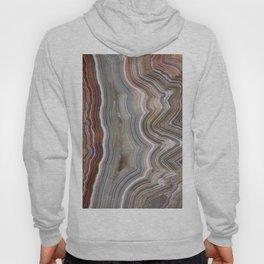 Striped Agate Crystal Hoody