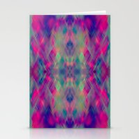 prism Stationery Cards featuring Prism by Amy Sia