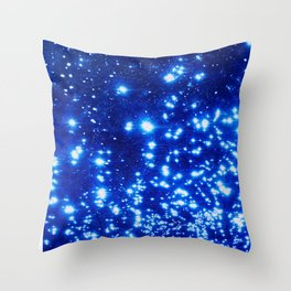 NATURAL SPARKLE Throw Pillow