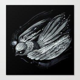 Flight in Midnight Canvas Print
