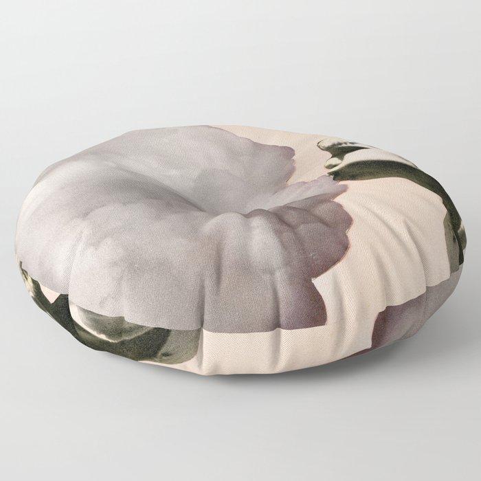 Exhalation Floor Pillow