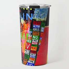 Radio Head Album Tribute Travel Mug