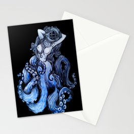 Deep Queen Stationery Cards