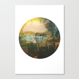 Shapes Of The Future: II Canvas Print