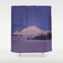 Mt. Hood, Oregon Shower Curtain
