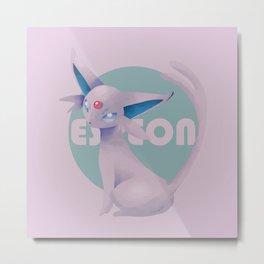 Espeon - Pokémon Metal Print
