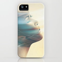 The Sands of Time II iPhone Case