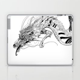 Falling dragon Laptop & iPad Skin