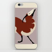 wild things iPhone & iPod Skins featuring Wild Things by Artistic Oddities