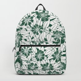Foliage green Backpack