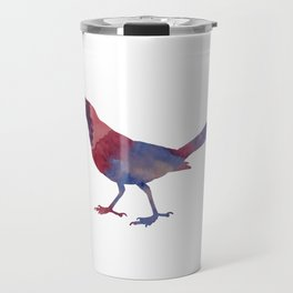 Grackle Travel Mug