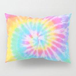 Rainbow Tie Dye Pillow Sham