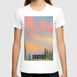 Italy Sunset T-shirt