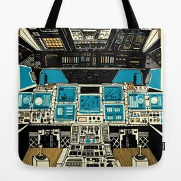 To Outer Space! Tote Bag
