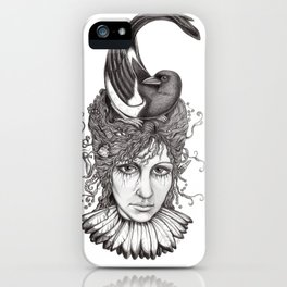 One For Sorrow.... iPhone Case