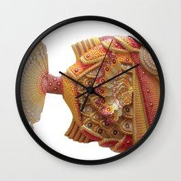 Aquatic Evolution Wall Clock