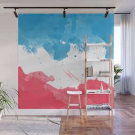Love of France Wall Mural