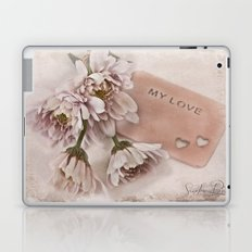 My Love Laptop & iPad Skin