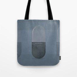 "Aldous Huxley ""Brave New World"" - Minimalist illustration literary design, bookish gift Tote Bag"