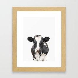 Cow Art Framed Art Print
