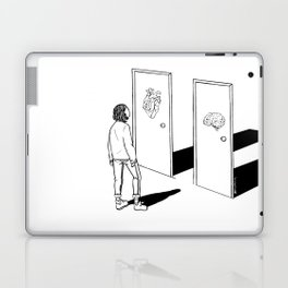 One or The Other Laptop & iPad Skin