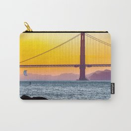 Golden Gate Bridge, San Francisco #decor #society6 #buyart Carry-All Pouch