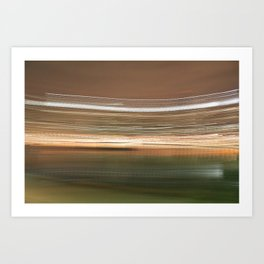 Bright Lights, Big City I Art Print
