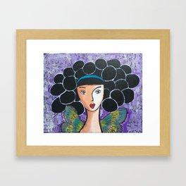 Enchanted Fairy Framed Art Print