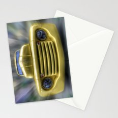 Yellow Peril  Stationery Cards